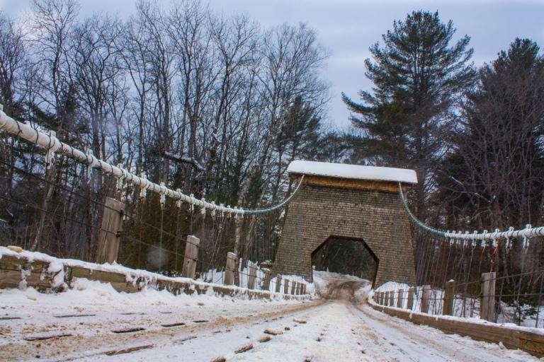 Wire Bridge #3