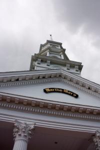 Martha Mary Chapel