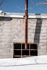 window pipe