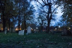 Old Burying Grounds