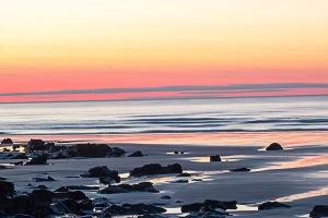 York Sun rise