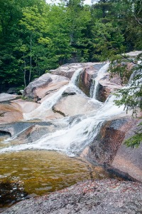 lower step falls