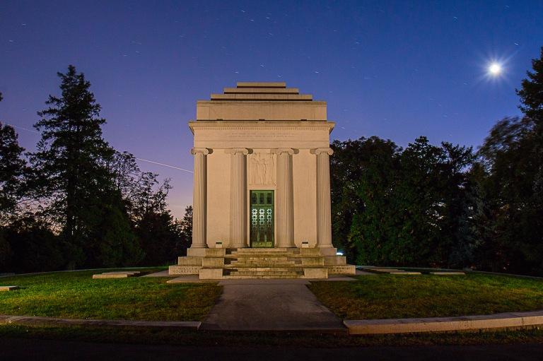 Rockefeller Mausoleum